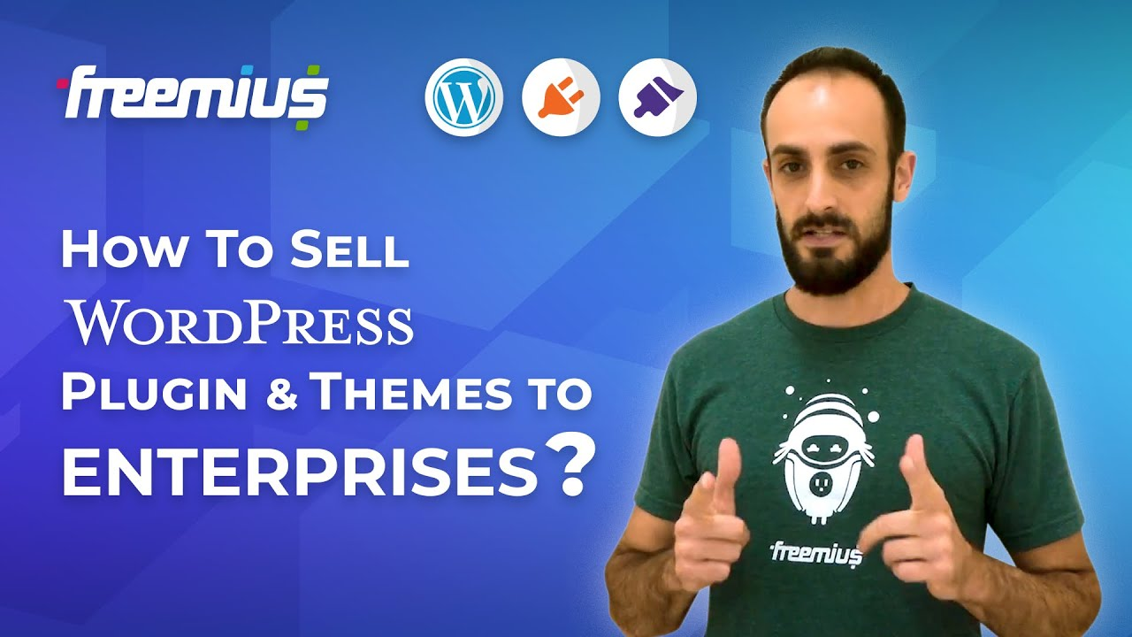 How To Sell WordPress Plugins & Themes To Enterprises