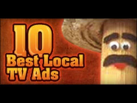 10 Best Local TV Ads