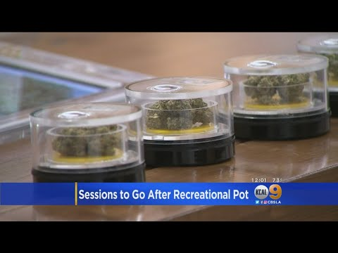 Attorney General Rescinds Policy Keeping Feds From Enforcing Marijuana Laws