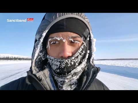 Jeff Lau's Journey in the 6633 Arctic Race