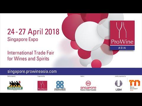 ProWine Asia (Singapore) 2020