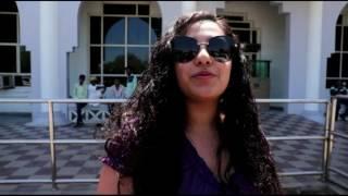 JODHPUR: Indian film actress and singer Nithya Menen in Jodhpur
