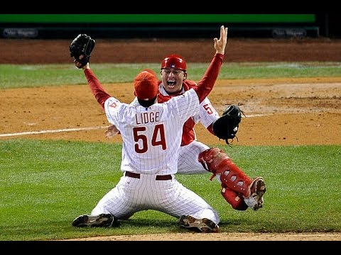 2008 World Series Game 5 - Rays vs Phillies   @mrodsports