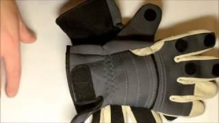 Неопреновые перчатки для рыбалки с алиэкспресс. Обзор китайских перчаток из неопрена.