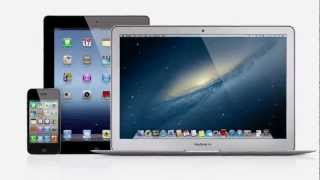 Обзор OS X Mountain Lion на русском Full HD
