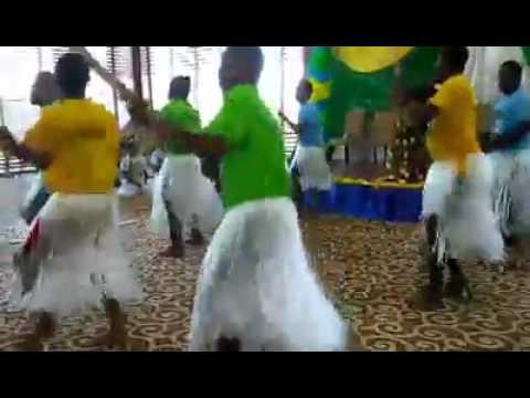 Solomon islands Emalus law student ISA dance