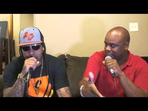 Lil Flip Interview after Chamillionaire Show