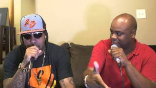 Lil Flip Interview after Chamillionaire Show