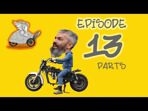 Repeat Honda Goldwing Bobber Build | E13 - Parts by HooptieDoodle
