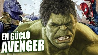 HULK NASIL DÖVÜLÜR? (ZAYIF NOKTALARI) Avengers Infinity War TV SPOT