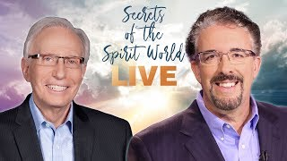 Secrets of the Spirit World LIVE! with Sid Roth, Perry Stone & Kent Henry