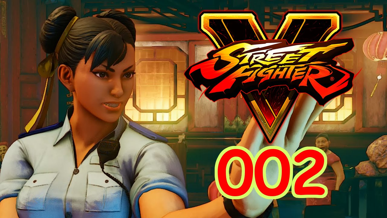 street fighter stream deutsch
