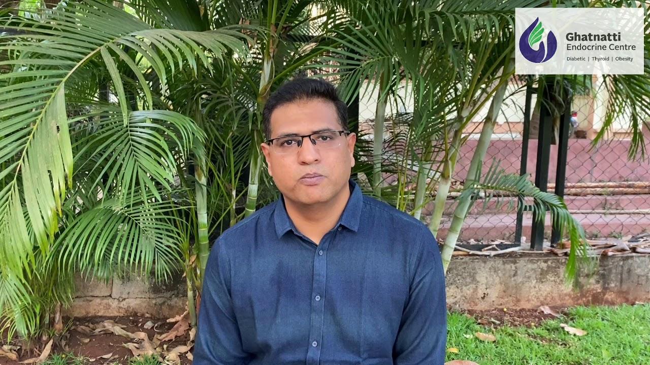 DIABETES AND COVID-19 by Dr Vikrant Ghatnatti