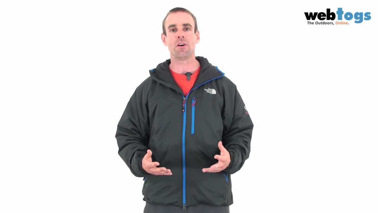 3eec22412 North Face Men's Redpoint Optimus Jacket - Lightweight Insulated Layering  Piece