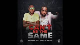 Vybz Kartel and Squash - Can't Be The Same - Official Review