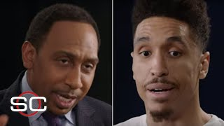 Malcolm Brogdon talks leaving Giannis Antetokounmpo and the Bucks for the Pacers | SportsCenter