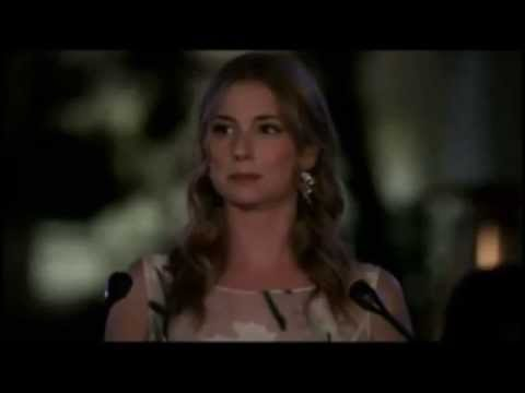 Отрывок из сериала Месть 4 сезон 18 серия   Эмили рассказывает прессе правду о себе