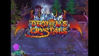 Demon's Crystals Level 2 - суперкиновезде рф