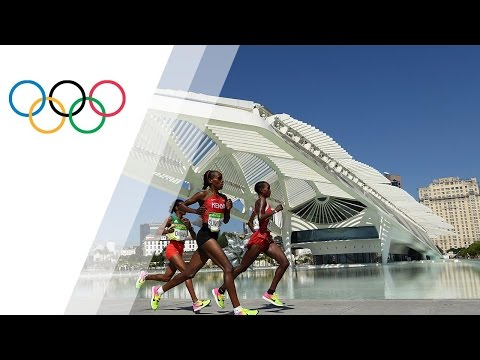 Rio Replay: Women's Marathon Final Race
