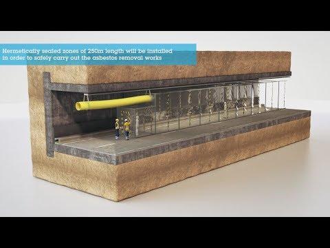 voxelstudios -- Brussels Capital Region's Leopold II tunnel project