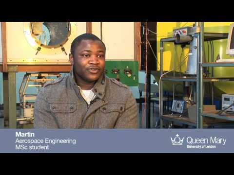 QMUL School of Engineering and Materials Science: Why QMUL?