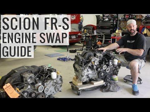 FA20 Engine Swap Bonanza
