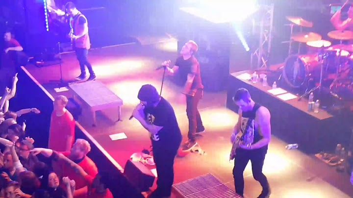 i prevail  rise  live baltimore 21417
