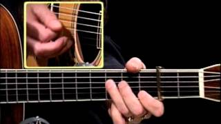 Tony Rice and Wyatt Rice - Little Sadie guitar lesson