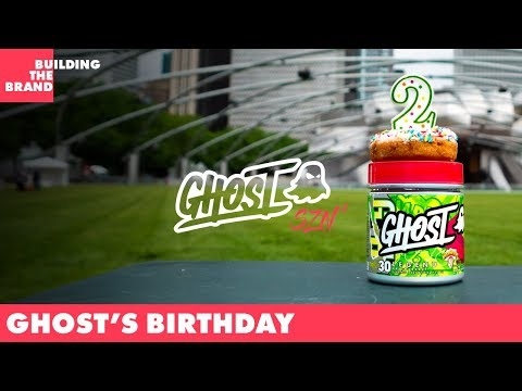 GHOST's 2nd Birthday - Building The Brand | S2:E22