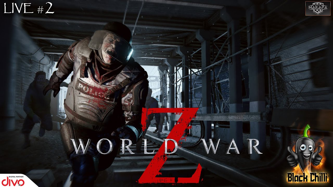 World War Z Live #02 Gameplay Tamil - Makapa Esports Company🔴 | Tamil Gaming 🎮
