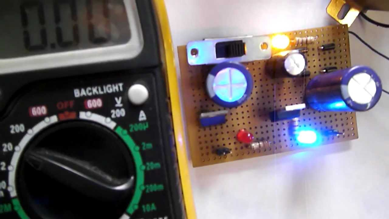 Voltage Regulator 7805 And 7812 Youtube Current Output Multiplier For 78xx