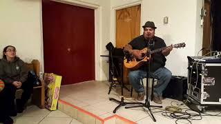 Santa Fe Indian Center Xmas - Hastiin Yahzi Clip 9