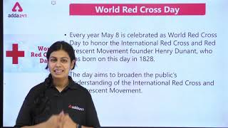 When Is World Red Cross Day Celebrated ? l ADDA247