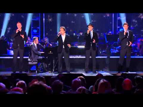 The Canadian Tenors & David Foster  - Because We Belive