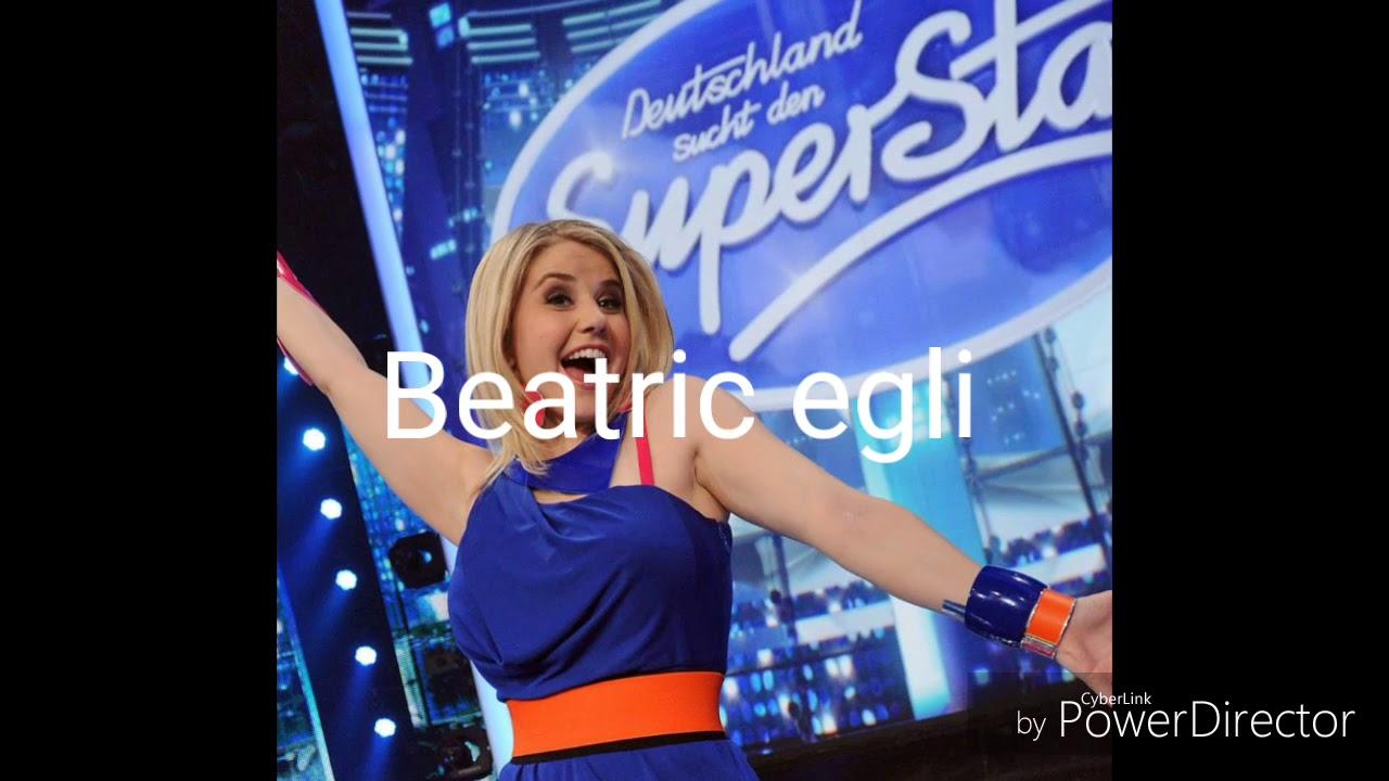 Beatrice Egli 2020 in der DSDS jury - YouTube