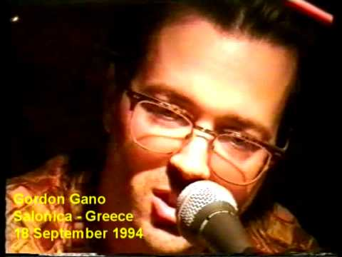 GORDON GANO (Violent Femmes) - Radio 88miso Interview (18 Sept.1994)