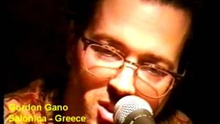 GORDON GANO (Violent Femmes) - Radio 88miso Interview (18 Sept.1994)