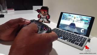 Dirt 3 Gameplay Demo On GPD Pocket Video
