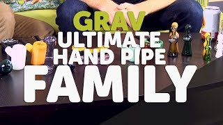 Newest GRAV Hand Pipes