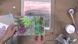 Acrylic Mediums Encaustic Effects: Dura-Lar Bonus Feature