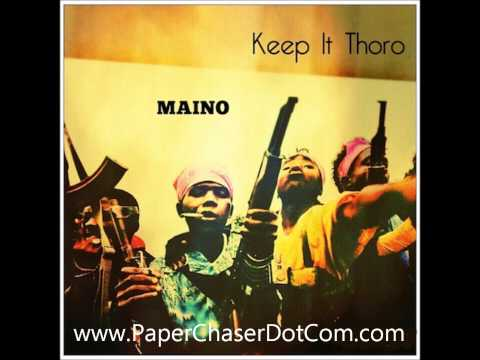 Maino - Keep It Thoro (Freestyle) 2014 New CDQ Dirty NO DJ