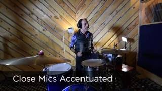 Download Matt Johnson: 2 Track Drum Recording with 4 Mics using 511's, 517's and 542's MP3 song and Music Video