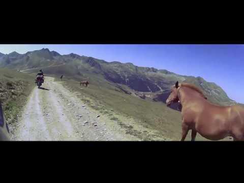 El camino de Santiago - an adventure bike pilgrimage [teaser]
