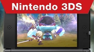 Nintendo 3DS - The Legend of Legacy