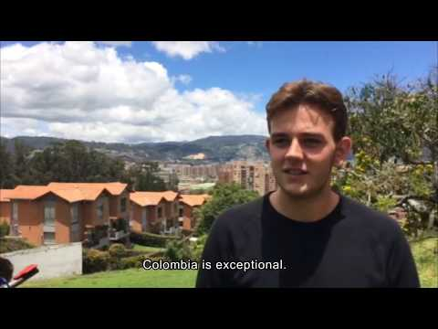 Human Rights & Child Care Testimonial : Internship in Colombia (George)