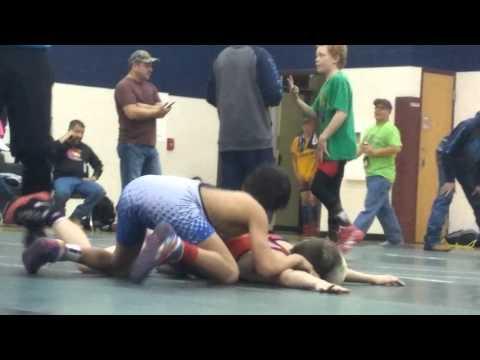 Daniel's exhibition match with Max black Greco-Roman wrestling Colorado USA Wrestling