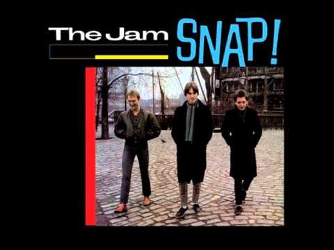 The Jam - The Eton Rifles (Compact SNAP!)