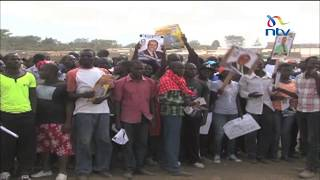Chief Justice David Maraga now says the Judiciary will not make any...
