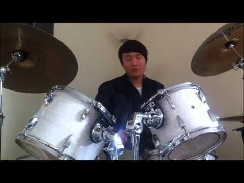 Drums- Basic Beginner Hiphop Beat 101 Lesson