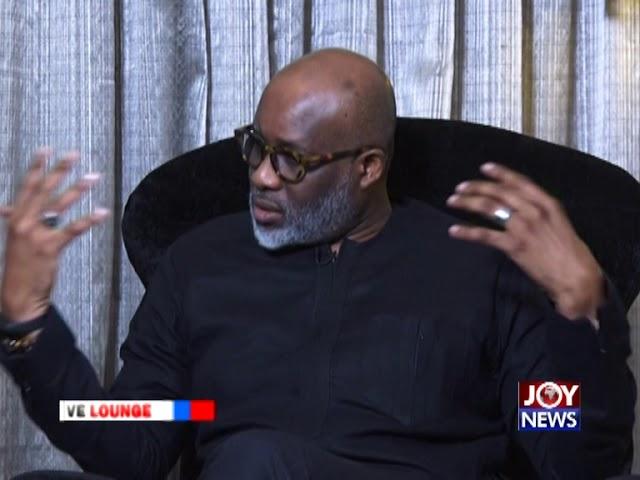 Lanre olusola - The Executive Lounge on JoyNews (29-1-18)